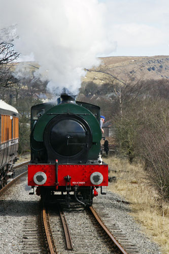 Yorkshire Dales Railway - Photo: © Ian Boyle, 6th April 2013 -  www.simplonpc.co.uk