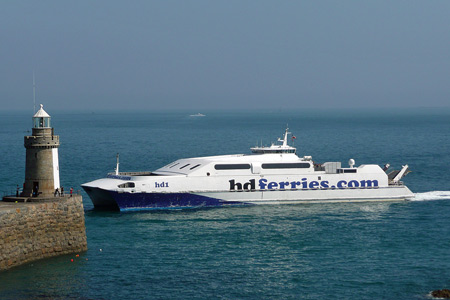 HD1 - HD Ferries - Photo: © Ian Boyle, 30th August 2008 - www.simplonpc.co.uk