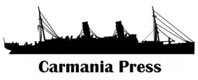Carmania Press - Quality Passenger Shipping Books -  www.carmaniapress.co.uk