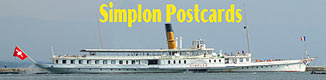 Simplon Home Page - The Passenger Ship Website - www.simplonpc.cco.uk